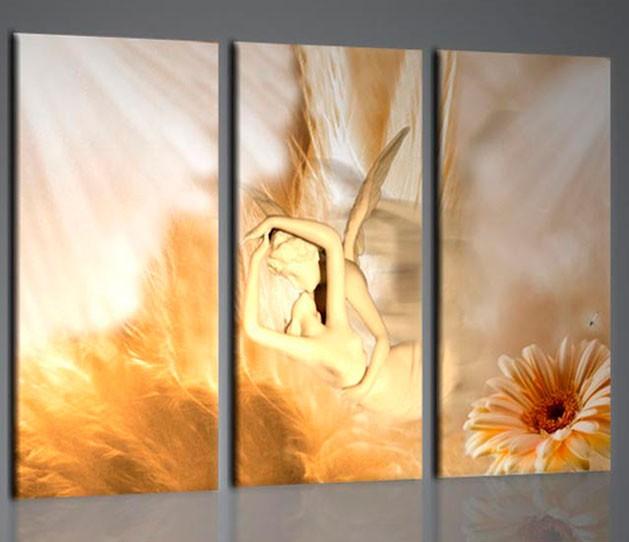 Quadri Moderni-Quadri Religiosi-Angels   artcanvas2011