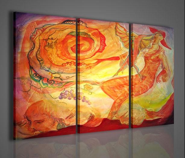Quadri moderni quadri astratti vezzi artcanvas2011 for Ebay quadri