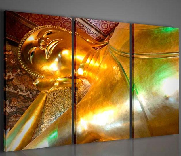 Quadri Moderni-Quadri Etnici-Buddha IV | artcanvas2011