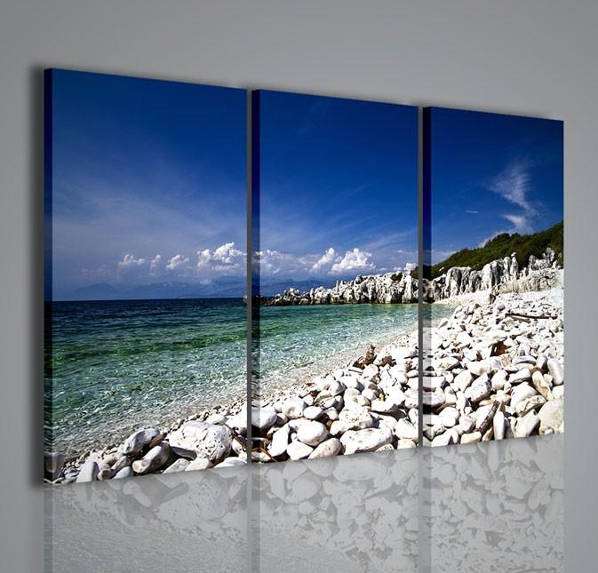 Quadri moderni quadri natura e paesaggi cast away for Stampe arredamento moderno