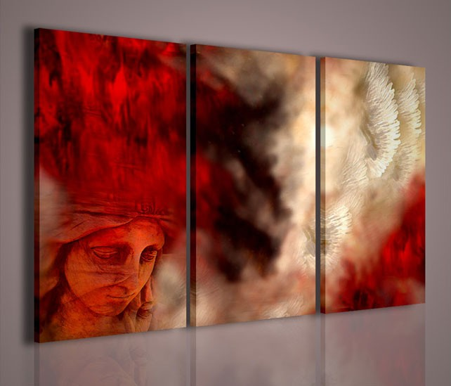 Quadri moderni quadri astratti meditation artcanvas2011 for Quadri moderni astratti per arredamento
