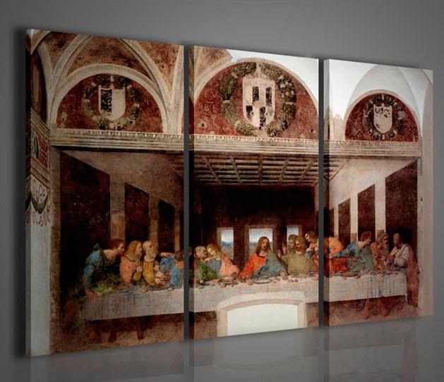 Quadri moderni quadri pittori famosi l ultima cena for Pittori astratti moderni