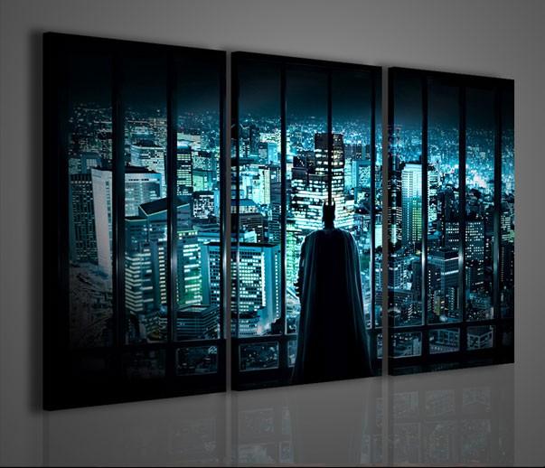 Quadri moderni quadri cinema batman artcanvas2011 - Quadri da parete moderni ...