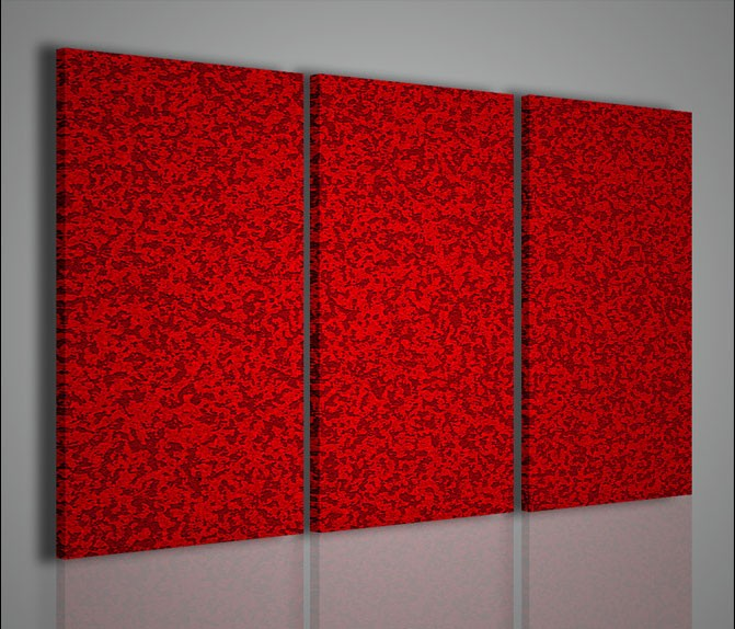 Quadri Moderni-Quadri Astratti-Abstract Red | artcanvas2011