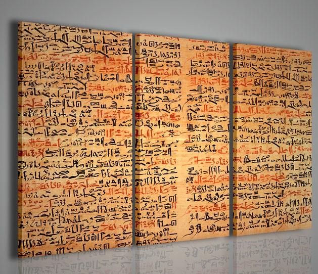 Quadri Moderni-Quadri Etnici-Egyptian Papyrus | artcanvas2011