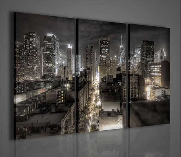 Quadri Moderni-Quadri Città-New York City | artcanvas2011