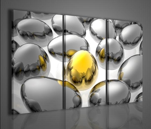 Quadri Moderni-Quadri Alternativi-Rarity Gold | artcanvas2011
