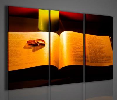Quadri Moderni-Quadri Religiosi-The Bible