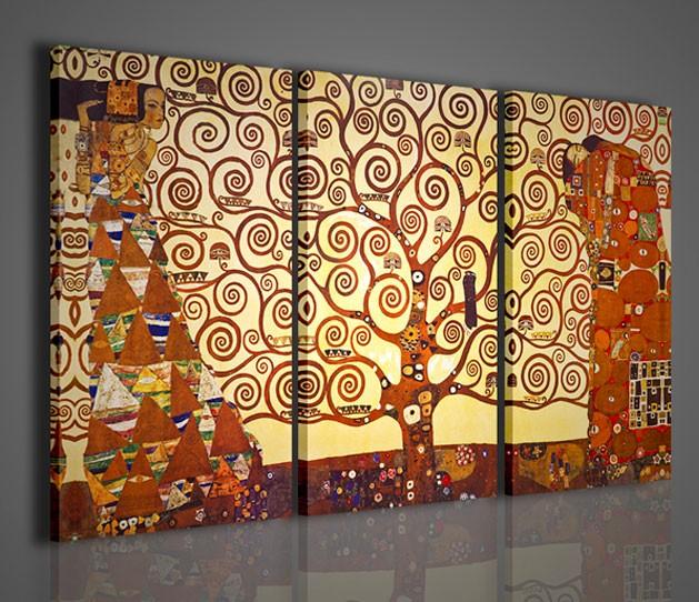 Quadri moderni quadri pittori famosi l albero della vita for Quadri astratti famosi