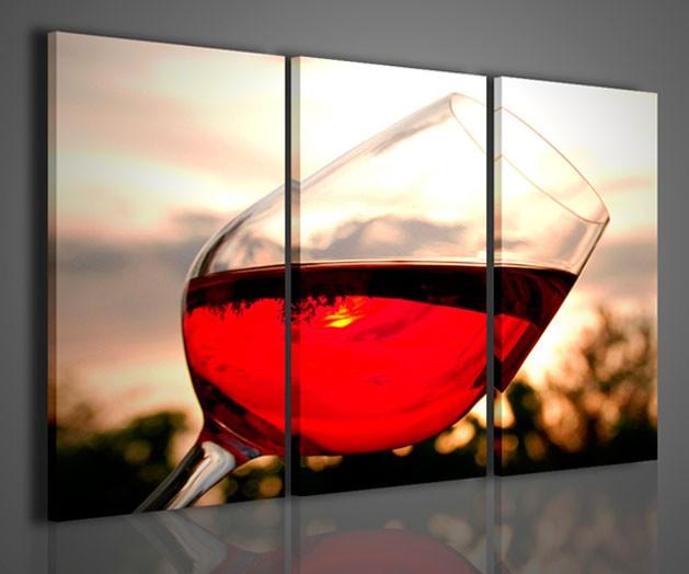 Quadri moderni quadri food drink wine artcanvas2011 for Stampe arredamento moderno
