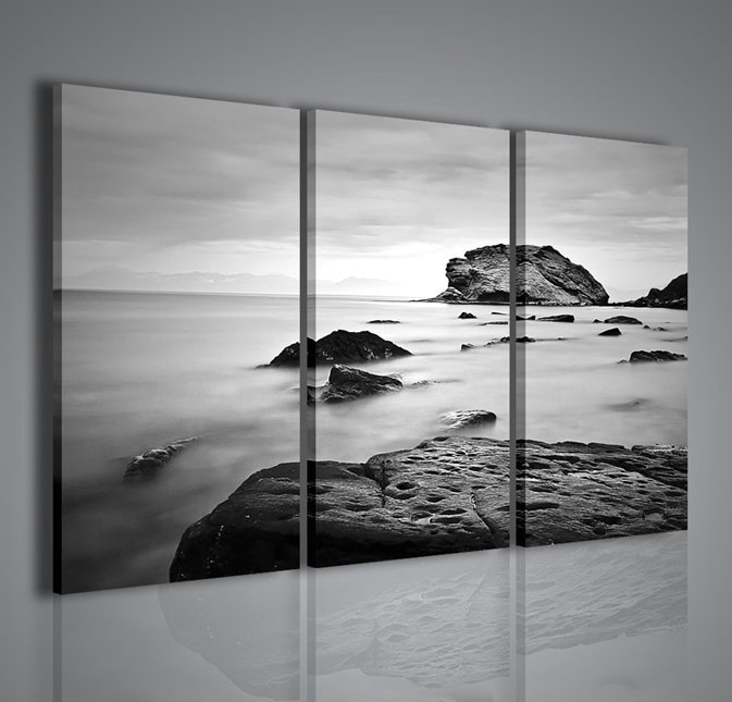 Quadri Moderni-Quadri Natura e Paesaggi-Sea Gradient ...