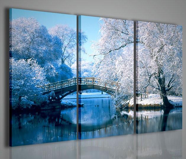 Quadri paesaggi tutte le offerte cascare a fagiolo for Quadri dipinti a mano paesaggi