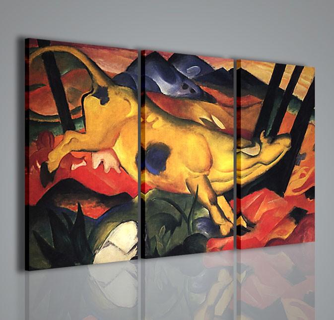 Quadri moderni quadri pittori famosi kandisky xiv for Ebay quadri
