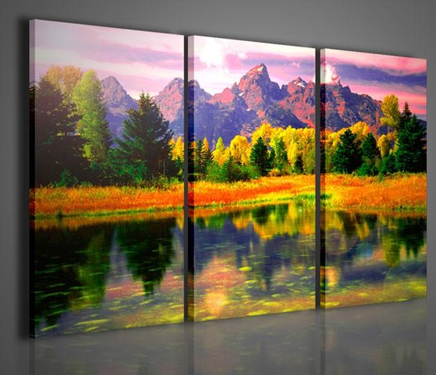 Quadri Moderni-Quadri Natura e Paesaggi-Fantastic Scenary ...