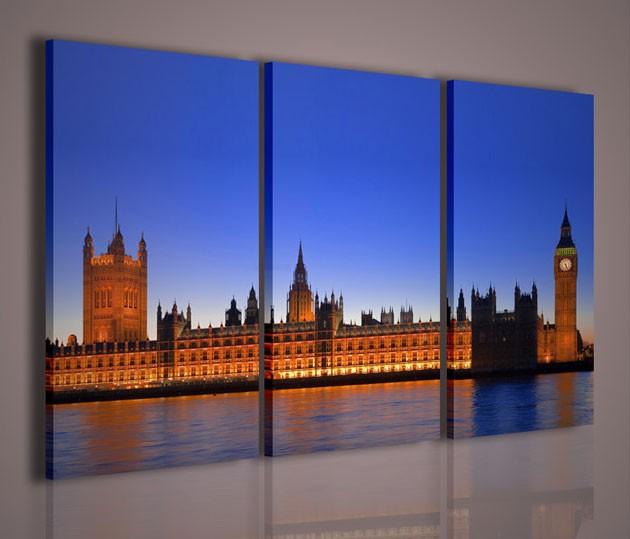 Quadri moderni quadri citt london palace artcanvas2011 for La citta con il museo van gogh