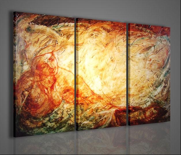Quadri moderni quadri astratti tenerezza artcanvas2011 for Quadri arredamento moderno