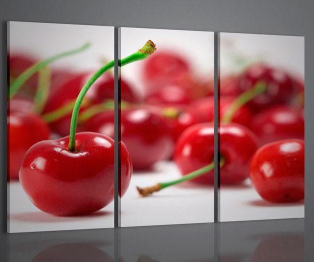 Quadri moderni quadri food drink cherries artcanvas2011 for Ebay quadri